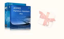 [Tặng Key] Quản lý phân vùng ngay trong Windows với Aomei Partition Assistant 5 Professional bản quyền