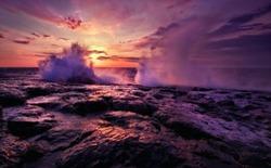 [Wallpaper] Sóng biển