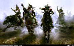 Kỳ IV : Top 10 đạo kỵ binh mạnh nhất thế giới