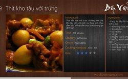 """Các ứng dụng Việt đang """"hot"""" trên Windows 8"""