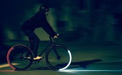 Revolights: Phụ kiện xe đạp độc đáo và lạ mắt