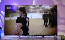 Ra mắt loạt internet TV của Sony tại thị trường Việt Nam