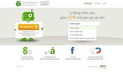 Trình duyệt Cờ Rôm+ của Cốc Cốc: Dễ truy cập Facebook, download nhanh như IDM