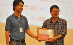 Appota đoạt giải doanh nghiệp công nghệ trẻ tiềm năng