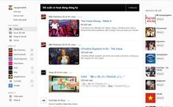 YouTube sẽ thu phí theo kênh