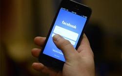 Ứng dụng Facebook đánh bại Google trên di động
