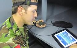 Quân đội Mỹ dùng iPad để chữa trị chứng rối loạn tinh thần