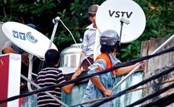 Tố viễn thông lấn sân sang truyền hình nhưng VCTV cung cấp internet
