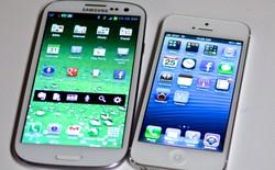 """""""5 triệu iPhone 5 trong 3 ngày là thảm họa, 10 triệu Galaxy S4 trong 1 tháng là tuyệt vời"""""""