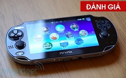 Sony PSP Vita - Chơi game mượt với cấu hình cao