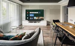 Sony Android TV tiên phong mang trải nghiệm giải trí hiện đại đến gia đình Việt