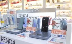 OPPO Reno4 Series chính thức lên kệ FPT Shop với ưu đãi trả góp 0% lãi suất