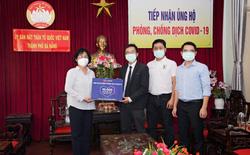 Lazada trao tặng 10.000 bộ trang phục bảo hộ y tế cho Đà Nẵng, chung tay cùng bộ y tế đẩy lùi dịch covid-19