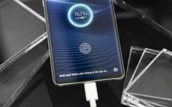 OPPO Reno4 Pro với 65W SuperVooc 2.0 là smartphone chính hãng có công nghệ sạc nhanh nhất Việt Nam hiện nay