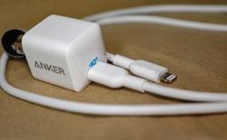 Combo sạc cáp Anker PowerPort III Nano và PowerLine II: Sạc nhanh chưa bao giờ nhỏ gọn đến thế!