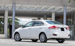 Suzuki Ciaz mới sắp ra mắt: thêm lựa chọn sáng giá cho sedan nhập khẩu