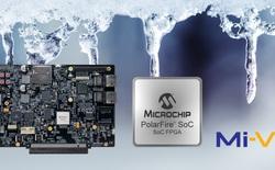 Bộ Kit phát triển FPGA SOC đầu tiên trong xử lý hình ảnh nhúng dựa trên kiến trúc tập lệnh RISC-V đến từ Microchip