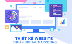 Bí quyết làm Digital Marketing: Thiết kế Website chuẩn Digital