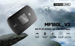 Phượt thỏa thích nhưng không lo mất sóng với TOTOLINK MF180L-V2