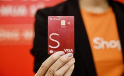 Thẻ tín dụng VPBank - Shopee: Ưu đãi freeship và hoàn tiền đến 10%
