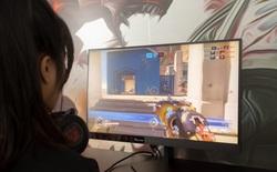 Gaming cực đã cùng màn hình HP Omen X27