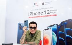 Wowy sở hữu iPhone 12 Pro Max VN/A trong ngày đầu mở bán tại Việt Nam