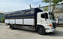 Mua xe tải Hino FG - Hỗ trợ vay ngân hàng 70%-80% giá trị xe lãi suất thấp