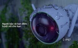 EZVIZ trình làng camera ngoài trời C3N với công nghệ ghi hình màu ban đêm đầy ấn tượng