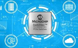 Các thiết bị chuyển mạch Switchtec™ PAX Advanced Fabric Gen 4 PCIe của Microchip được phát hành để sản xuất