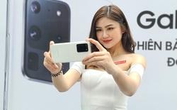 """Galaxy S20 Ultra Trắng Thiên Vân mở bán tại Cellphones, """"cháy"""" 1000 suất trong 3 ngày"""
