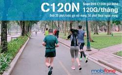 C120N: Bạn đồng hành của ứng dụng chạy bộ