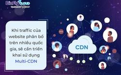 Phân luồng traffic theo CDN tối ưu trải nghiệm website cho mọi thị trường mục tiêu