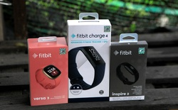 Bộ đôi Fitbit Inspire 2 và Versa 3 truyền cảm hứng vận động, nâng cấp hỗ trợ Tiếng Việt