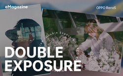 Double Exposure là gì và đây là cách bạn F5 góc sống ảo bằng các video vừa nghệ vừa chất
