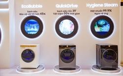 Từ chiếc máy giặt có trí tuệ nhân tạo tới TV công nghệ hoàn toàn mới, đây là cách Samsung chinh phục người dùng