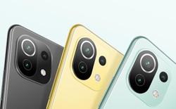 """Mi 11 Lite 5G: Điện thoại """"siêu cấp"""" với mức giá gây """"bão"""""""