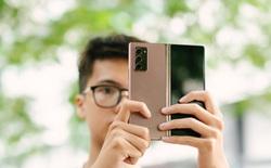 Công nghệ đặc biệt đem đến thiết kế hấp dẫn cho Galaxy Z Fold2