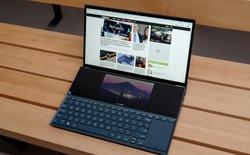Đánh giá ASUS ZenBook Duo 14 UX482: Chiếc laptop hai màn hình nhỏ gọn dành cho người dùng đa nhiệm