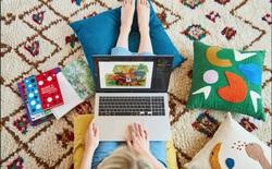 Đi cùng những đợi giãn cách xã hội, giới trẻ càng tinh gọn bàn làm việc như thế nào?