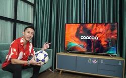 coocaa Super TV bùng nổ cùng bóng đá, cổ vũ đội tuyển Việt Nam