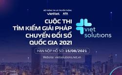 Viet Solutions 2021 cùng cộng hưởng để kiến tạo xã hội số
