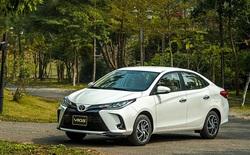 Toyota Vios hỗ trợ lệ phí trước bạ đến 30 triệu đồng