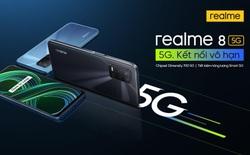 realme trình làng sản phẩm 5G đầu tiên