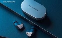 Tai nghe SoundPEATS H1: Driver BA + Dynamic cân bằng âm thanh, Game mode và 40 giờ chơi nhạc