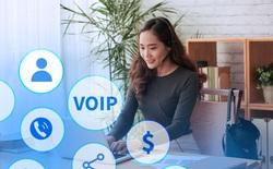 Tổng đài ảo tích hợp CRM cài đặt trên máy cá nhân, nhân viên chốt đơn tại nhà như tại công ty, doanh nghiệp đạt tối thiểu 90% hiệu suất kinh doanh thời giãn cách