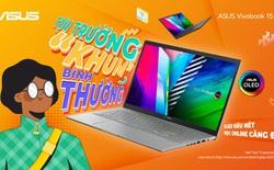 """Tựu trường """"Khum"""" bình thường cùng laptop ASUS Vivobook 15 OLED"""