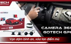 """""""Thiên nhãn"""" 360 độ dành cho ô tô của GOTECH vượt bão Covid ra mắt thị trường"""