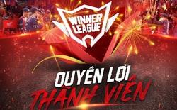 LIÊN MINH WINNER cập nhật phiên bản mới với chi phí hỗ trợ 10.000.000 vnđ/ năm cho mỗi câu lạc bộ