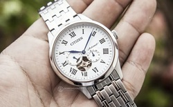 Tưởng đồng hồ Citizen cơ lộ máy có gì hay, hoá ra là vậy