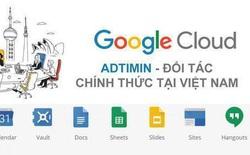 """Adtimin - Giải pháp Email theo tên miền Google """"Nâng cao hiệu suất công việc"""""""